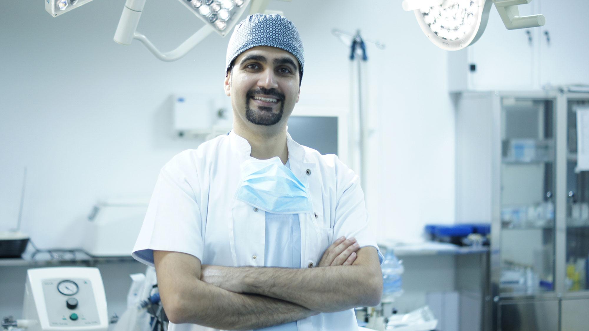 Doctorul Hazim Elayan